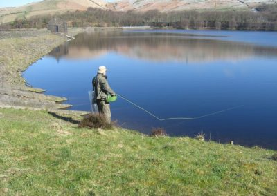 Fishing Duffers Corner-Piethorne Reservior